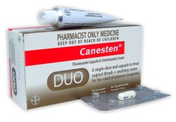 Canesten Duo Capsule and Cream