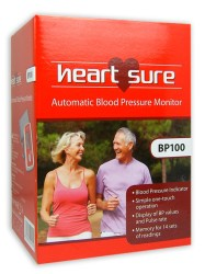 Heartsure Automatic Blood Pressure Monitor BP100
