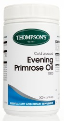 Thompsons Evening Primrose Oil Capsules 300