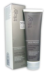 Trilogy Age Proof Active Enzyme Cleansing Cream 150ml