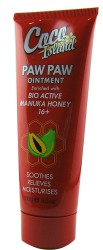 Coco Island Pawpaw Ointment with Manuka Honey 16+ 100g