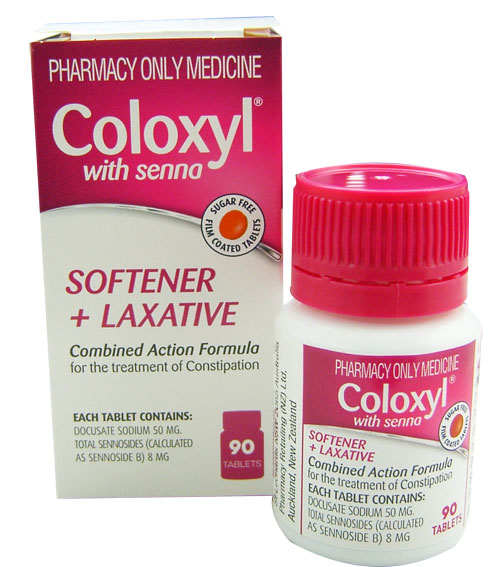 Buy Coloxyl With Senna Tablets 90 At Health Chemist