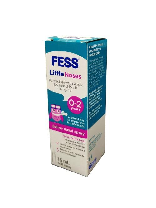 Buy Fess 174 Little Noses Spray 15ml At Health Chemist Online
