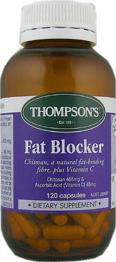 Natural fat blockers food