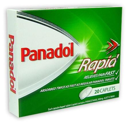 Panadol Advance In Pregnancy