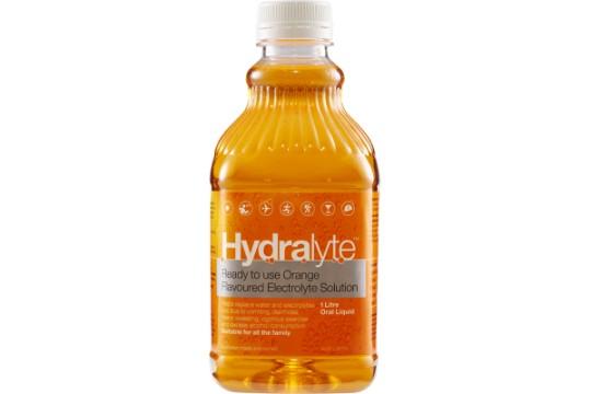 Buy Hydralyte Ready To Use Orange Flavoured Electrolyte