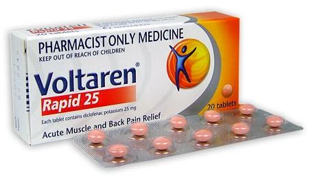 diclofenac 25mg tablets