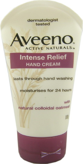 Buy Aveeno Intense Relief Hand Cream 100g At Health