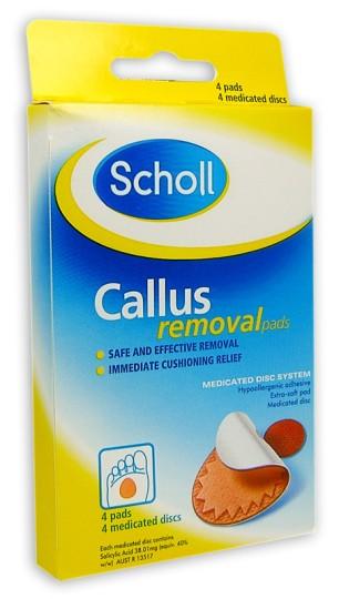 Natural Oil Callus Remover