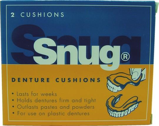 Buy Snug Denture Cushions 2 At Health Chemist Online