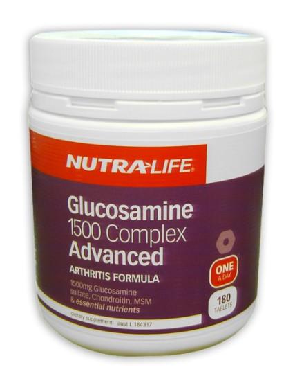 Glucosamine 1500 complex