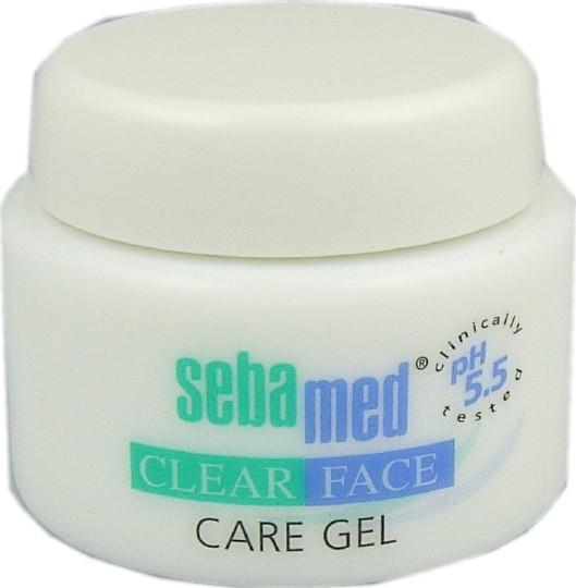 Buy Sebamed Clear Face Care Gel 50ml At Health Chemist