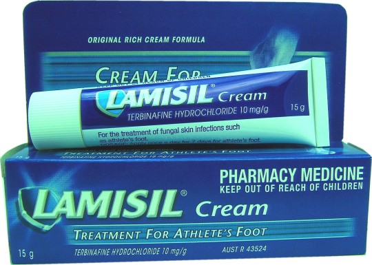 Topical Lamisil For Nails