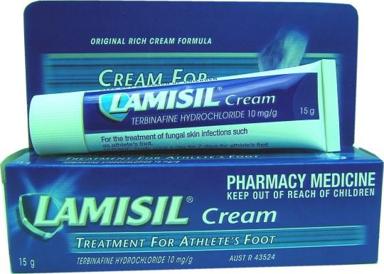 Lamisil Antifungal Cream Ingredients