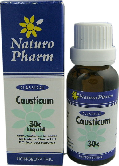 Buy Naturopharm Causticum 30C Liquid at Health Chemist Online Pharmacy