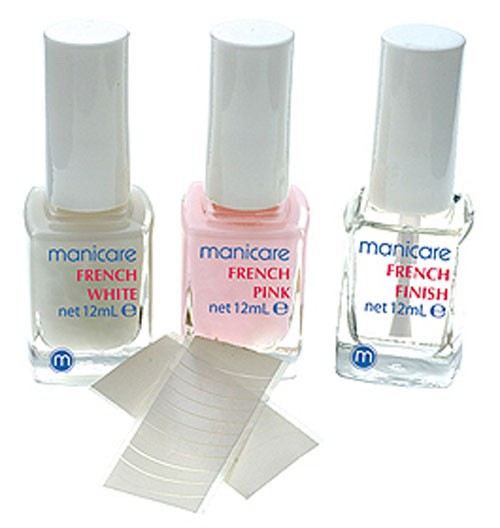 Manicare French Manicure Kit Pink