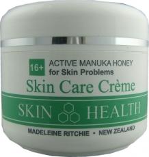 Madeleine Ritchie Active Manuka Honey Skincare Cream-Active manuka honey 16+ 110ml