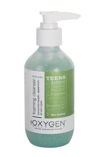 Buy Oxygen Teen Foaming Cleanser 200ml at Health Chemist Online Pharmacy