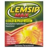Lemsip MAX Strength Cold & Flu Sachet 10