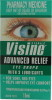 Visine Advanced Relief Eye Drops 15ml