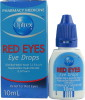 Optrex Red Eye Drop Medicated 10ml
