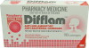 Difflam Throat Lozenges Raspberry Sugar Free (16)