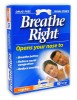 Breathe Right Nasal Strips Large Tan 10