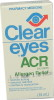 Clear Eyes ACR Eye Drops (Allergen Relief) 15ml