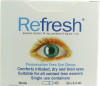 Refresh Eyedrops (30x 0.4ml)Vials.