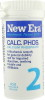 New Era Calc Phos. Cell salts (2). 240 Tablets