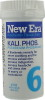 New Era Kali Phos. Cell Salts (6). 240 Tablets