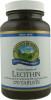 Natures Sunshine Lecithin 520mg Tablets 170