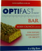 Optifast VLCD Bar Berry Crunch