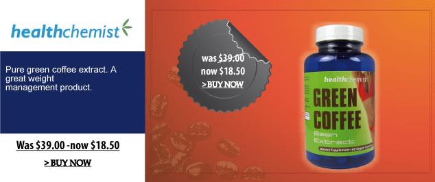 Green Coffee 800mg/60 Healthchemist Absolute Omega 3 Softgels ...