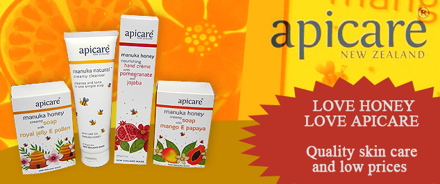 Apicare Products at low prices