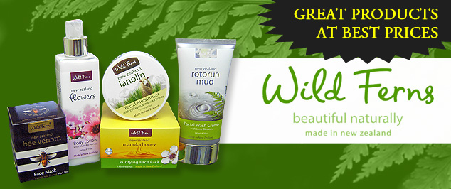 Wild Ferns products at best price